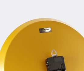 Atipico Dish Clock Iron Wall Clock - Ø Mm 335Xh.35 - Honey Yellow 4