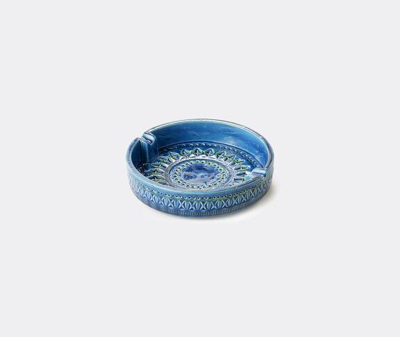 Bitossi Ceramiche 'Rimini Blu' ashtray, large