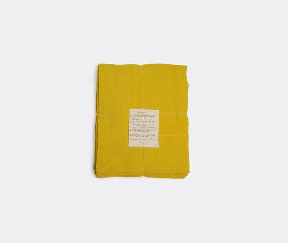 Once Milano Tablecloth, medium, yellow