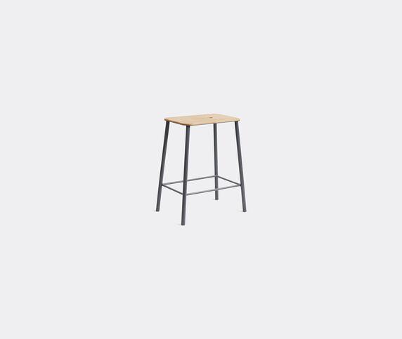 Frama 'Adam' stool, S, oak and grey