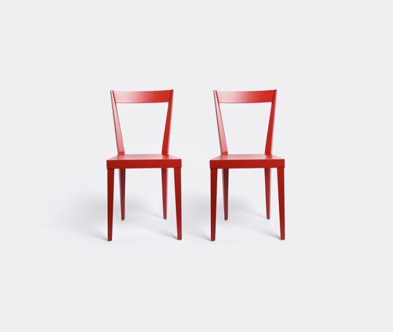 L'Abbate 'Livia' chair, red
