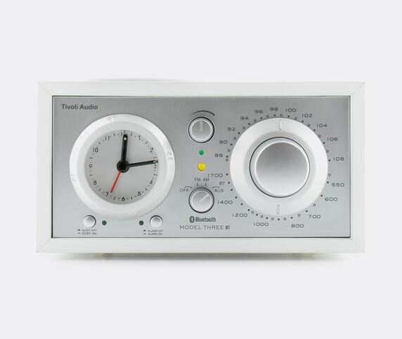 Tivoli Audio 'Model Three BT' white, UK plug