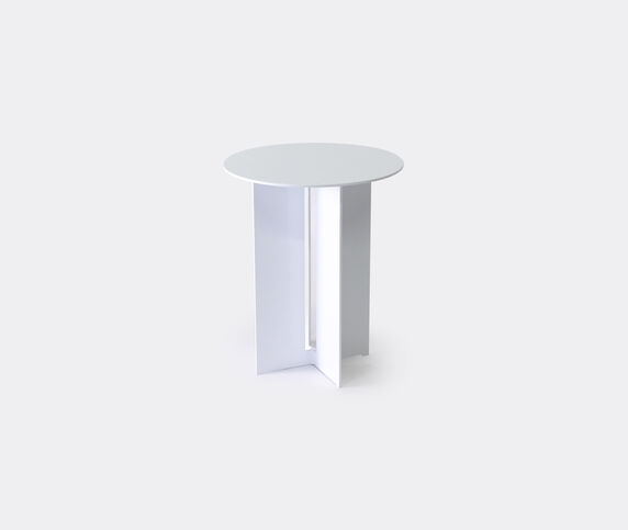 New Format Studio 'Mers' side table, white