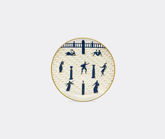 Ginori 1735 'Passeggiata Archeologica' plate, white