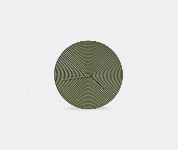 Atipico 'Ring' wall clock, green