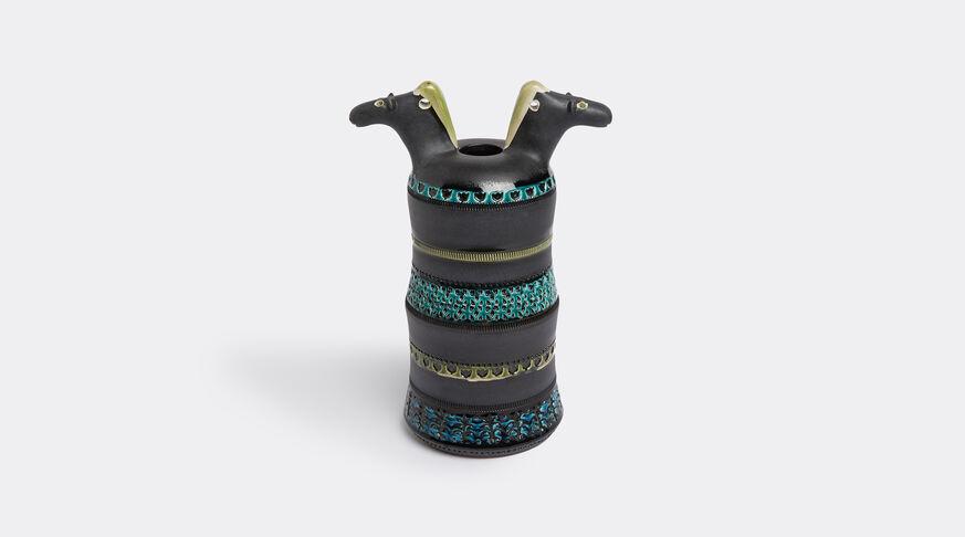Bitossi Ceramiche Horse Heads Vase 1