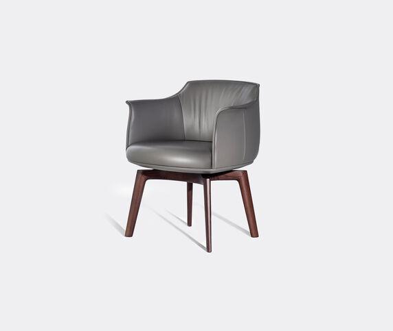 Poltrona Frau 'Archibald' swivel dining chair