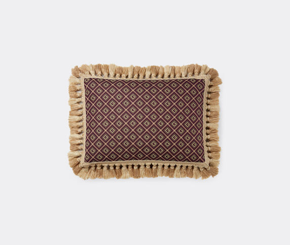 Gucci 'GG Damier' cushion, rectangle