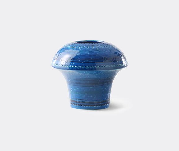 Bitossi Ceramiche 'Rimini Blu' mushroom vase