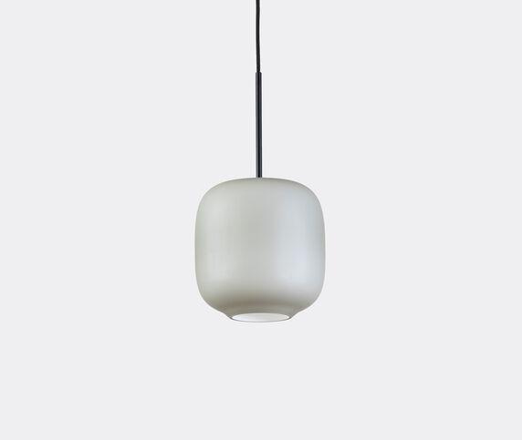 Cappellini 'Arya' hanging lamp, small, grey, UK plug