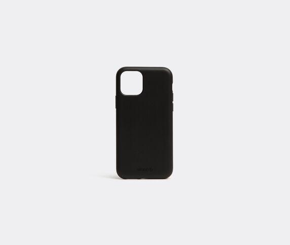 Wood'd iPhone 11 case, black