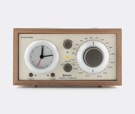 Tivoli Audio 'Model Three BT' beige, UK plug