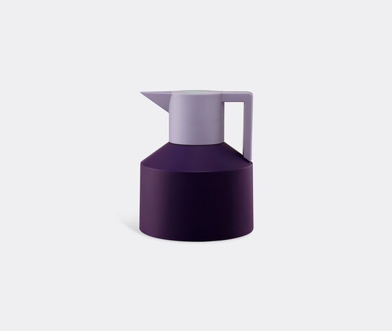 Normann Copenhagen 'Geo Vacuum' jug, purple