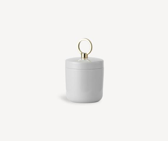 Normann Copenhagen 'Ring' box, small, grey