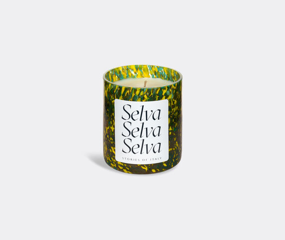 Stories of Italy 'Macchia su Macchia' scented candle, Selva