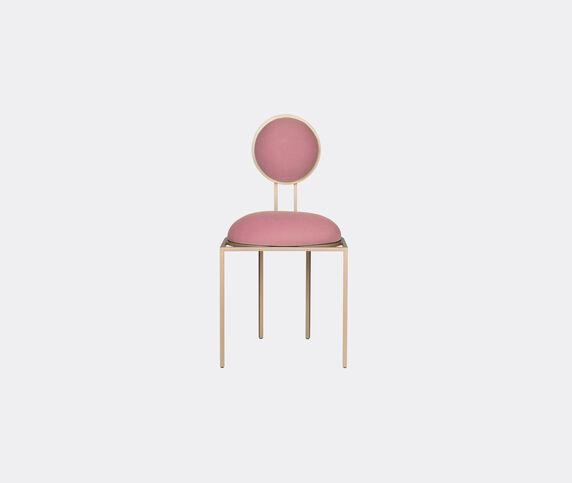 Bohinc Studio 'Orbit' dining chair, pink