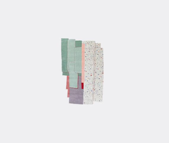 Cc-tapis 'Patcha' rug, mint