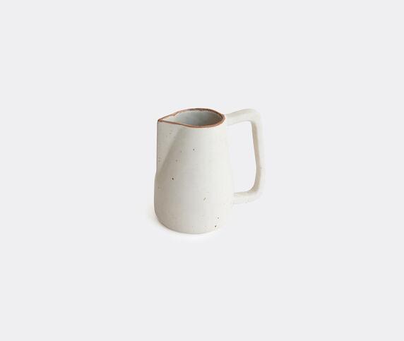 Syzygy 'Novah' pitcher, large, white