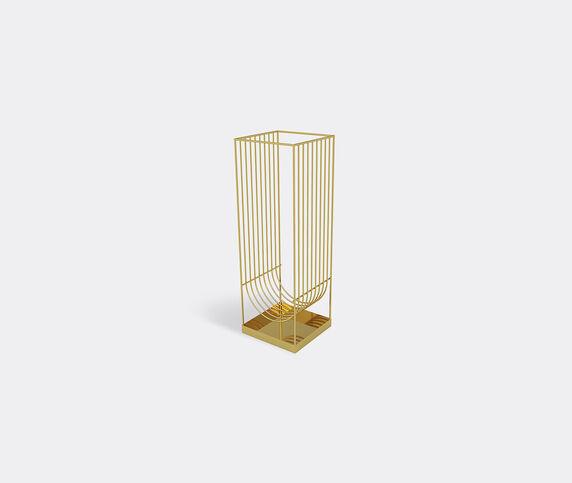 AYTM 'Curva' umbrella stand, gold