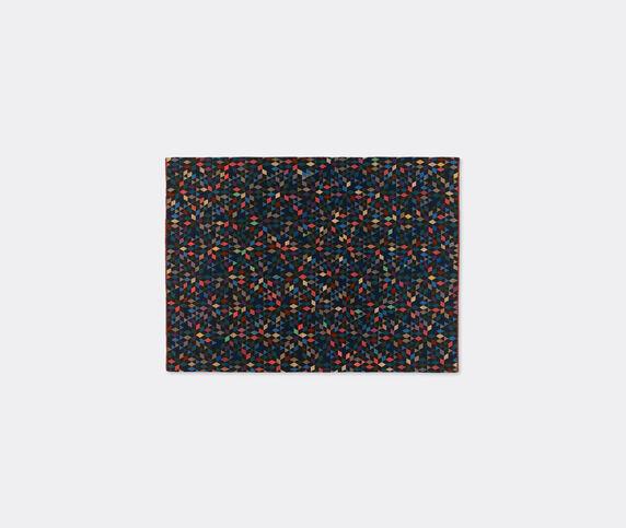 Golran 1898 'Diamond' black carpet, medium