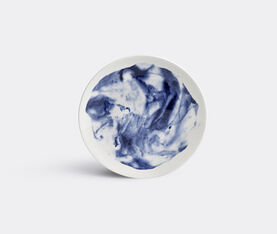 1882 Ltd Indigo Storm - Swirl - Dinner Plate 2