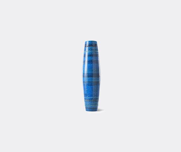 Bitossi Ceramiche 'Rimini Blu' bombato vase
