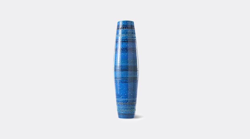 Bitossi Ceramiche Vaso Bombato Cm. 51 H. R.B. 1