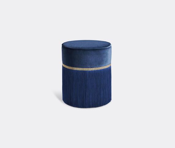Lorenza Bozzoli Couture 'Couture' ottoman, medium, blue