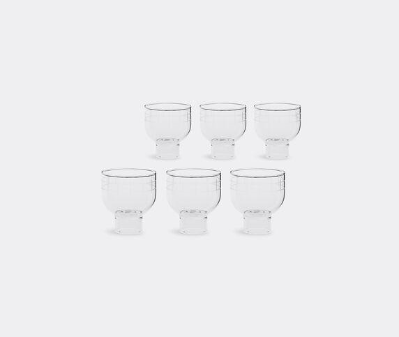 Ichendorf Milano 'Wabi Sabi' low teacup, set of six
