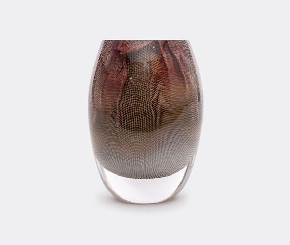 OAO Works '84.2' vase, tall, taupe