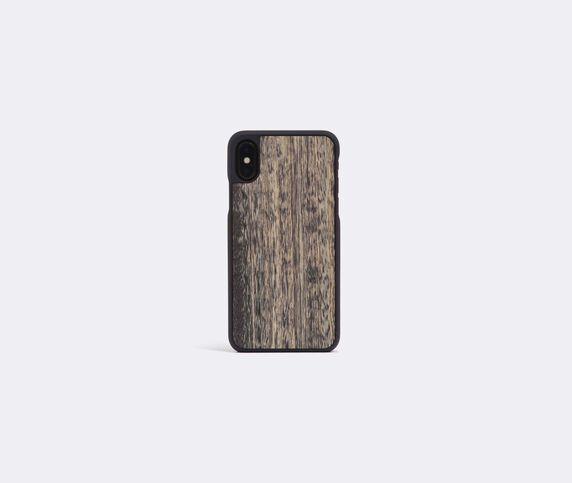 Wood'd Eucalyptus iPhone X cover