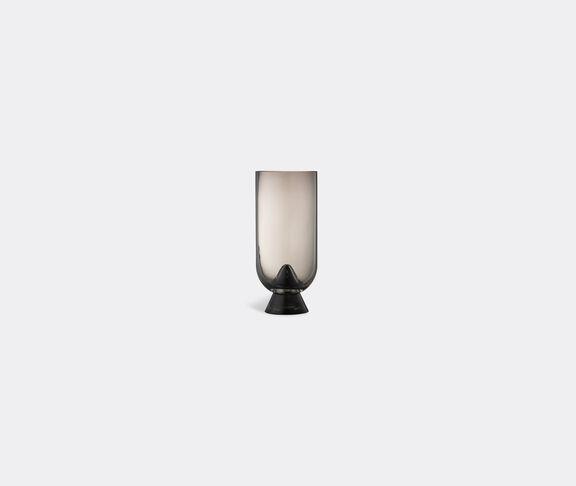 AYTM 'Glacies' vase, black, small