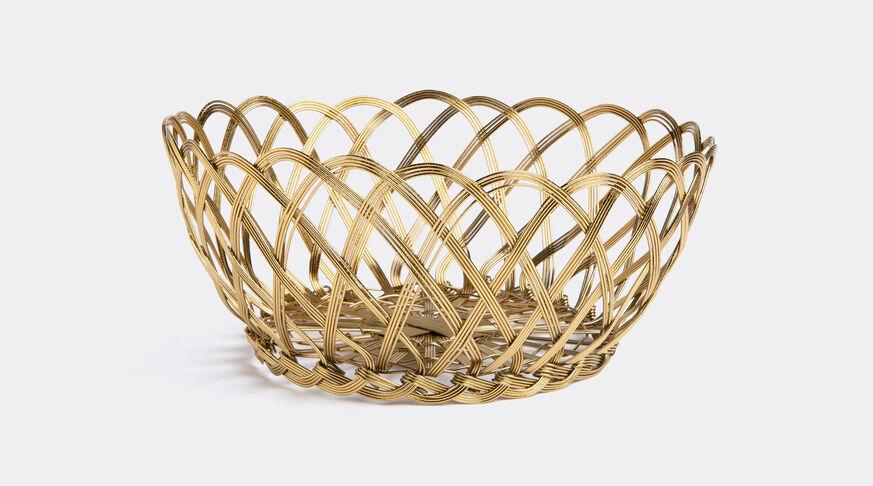 Bitossi Home Intreccio: Copper Basket 1