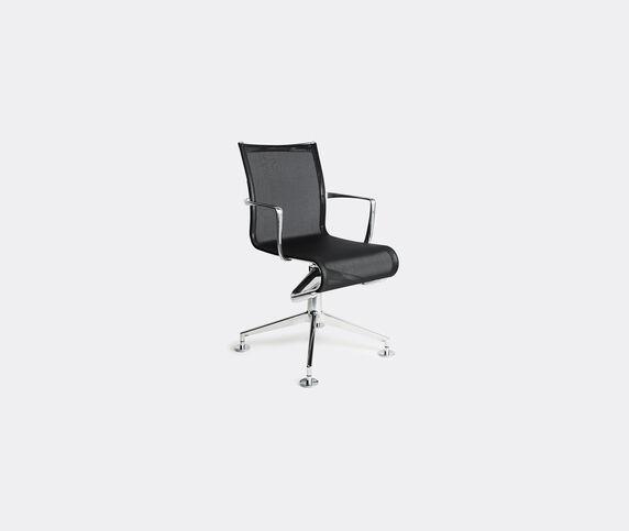 Alias 'Meetingframe 44' chair, aluminium