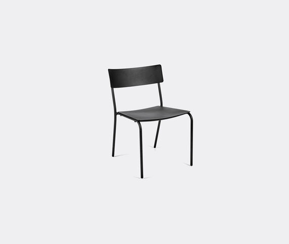 Serax 'August' chair, set of two, black