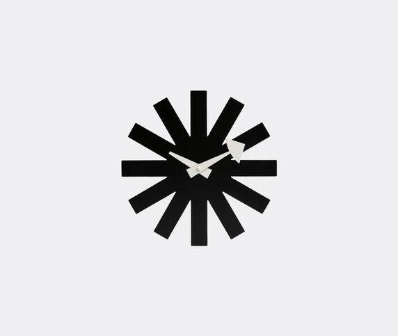 Vitra 'Asterisk' clock, black