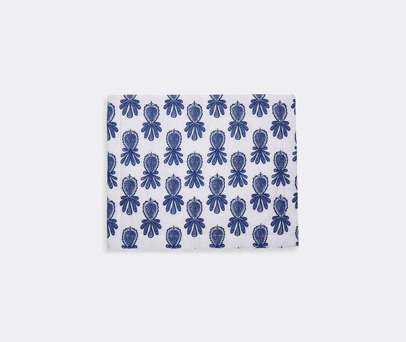 La DoubleJ 'Pineapple Blu' tablemat, set of two