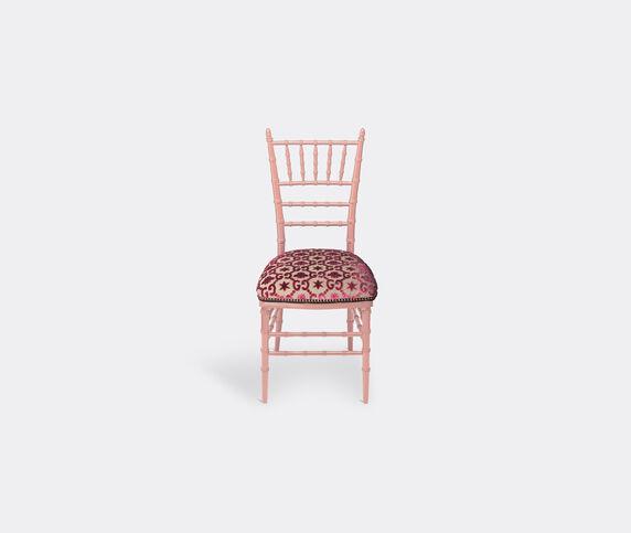 Gucci 'Chiavari' chair, pink