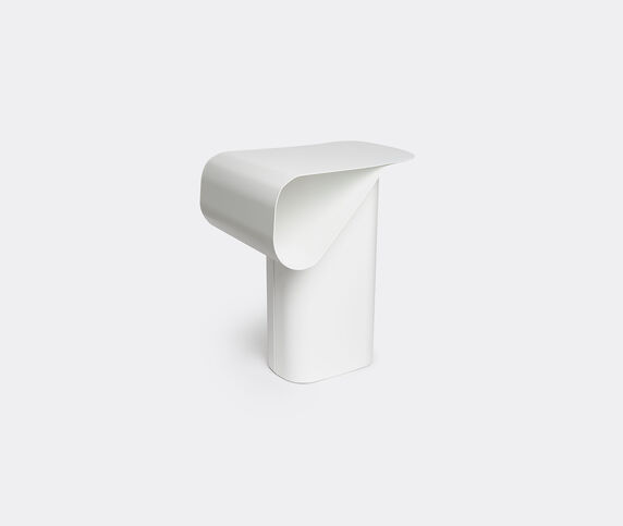 Dante - Goods And Bads 'Revue' side table, white