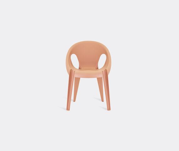 Magis 'Bell' chair, orange, set of four