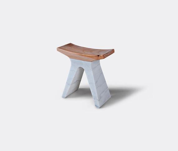 Luce di Carrara 'Pigreco' stool