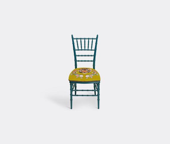 Gucci 'Chiavari' chair, blue