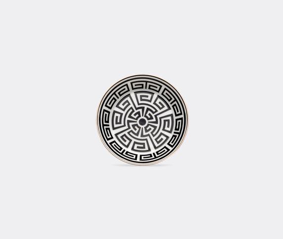 Ginori 1735 'Labirinto' tea saucer, set of two, black