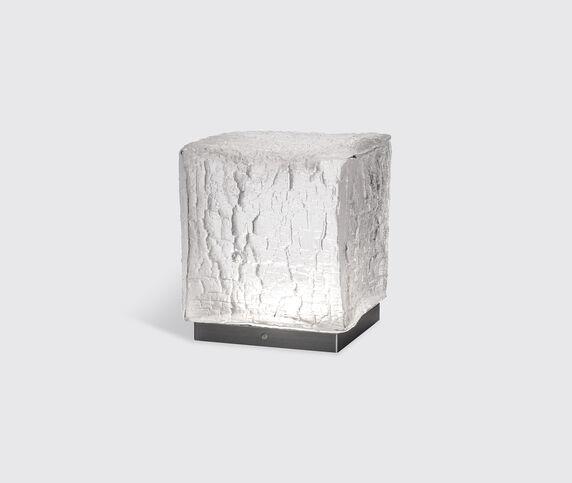 Lasvit 'Yakisugi' table lamp, US plug