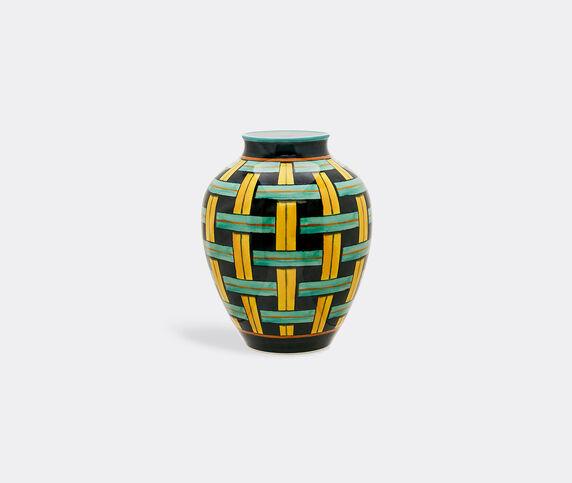 Ginori 1735 'Stuoia 1923 Orcino' vase
