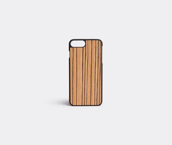 Wood'd Zebrawood iPhone 7 plus/8 plus cover