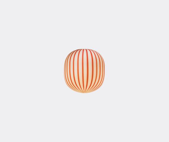 Established & Sons 'Filigrana Cylinder' light, white and red