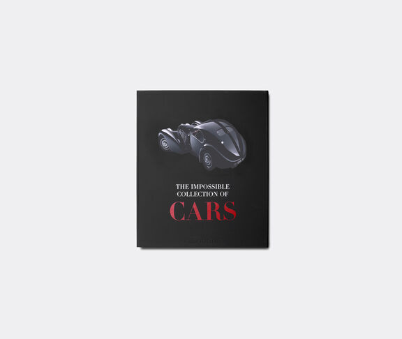 Assouline 'The impossible Collection of Cars'