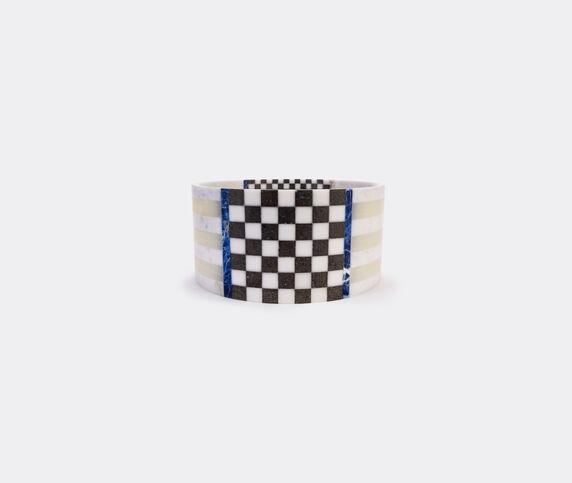 Manuel Coltri 'Hacker' marble vase, medium, multicoloured
