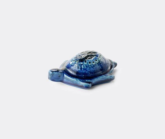 Bitossi Ceramiche 'Rimini Blu' turtle figure